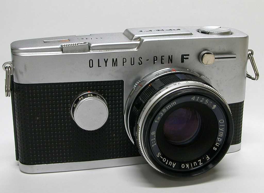 Olympus-Pen-FT-with-38mm1_8