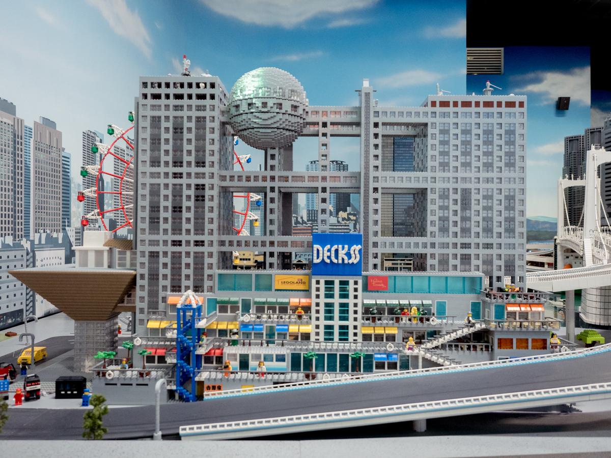 「レゴランド 東京」の画像検索結果